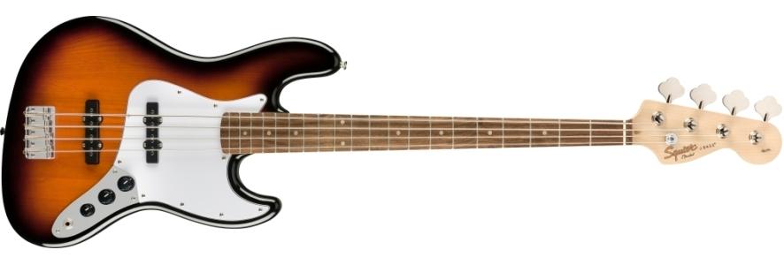 Affinity Series™ Jazz Bass® view 1.0