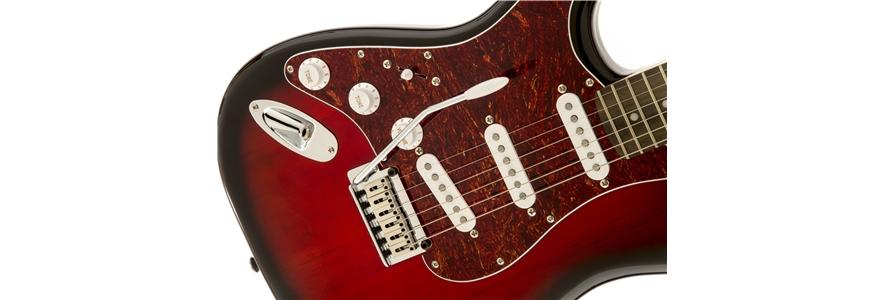 Standard Stratocaster® Left-Handed - Antique Burst