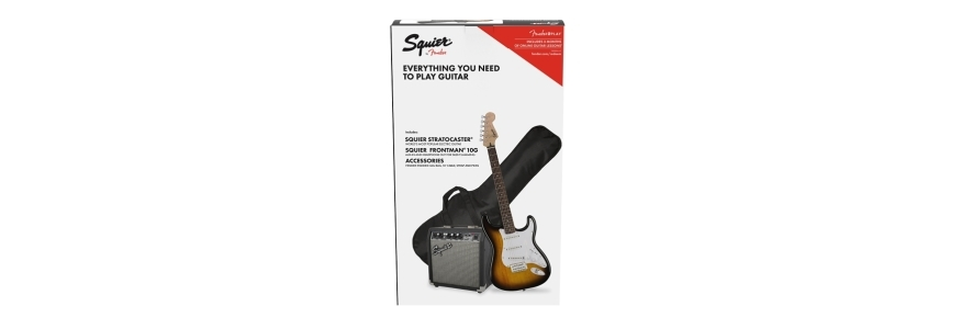 Squier® Stratocaster® Pack view 1.0