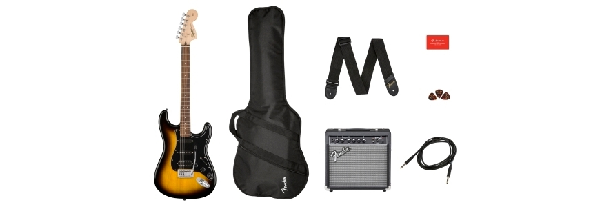 Affinity Series™ Stratocaster® HSS Pack view 1.0
