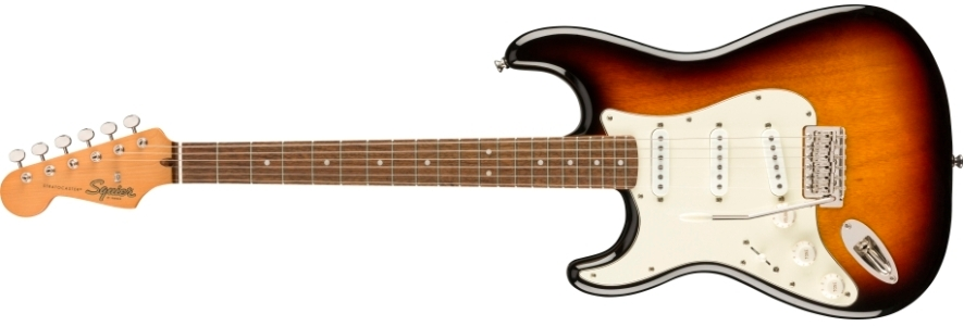 Classic Vibe '60s Stratocaster®, Left-Handed view 1.0