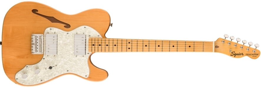 Classic Vibe '70s Telecaster® Thinline view 1.0