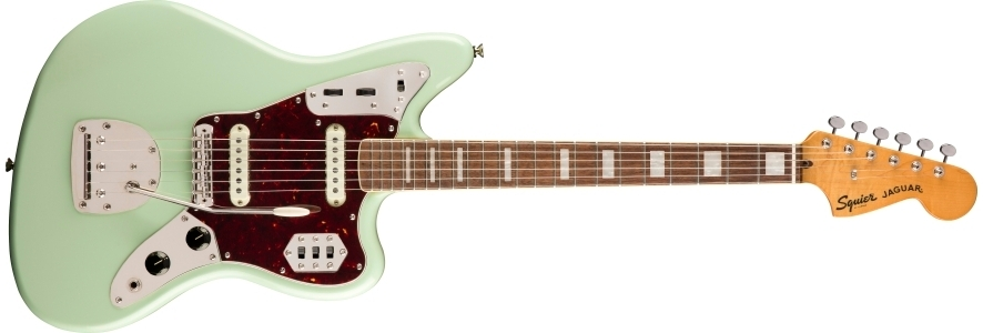 Classic Vibe '70s Jaguar® view 1.0