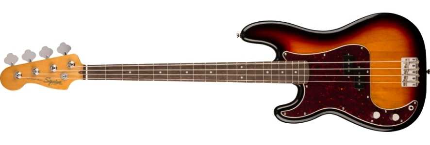Classic Vibe '60s Precision Bass®, Left-Handed view 1.0