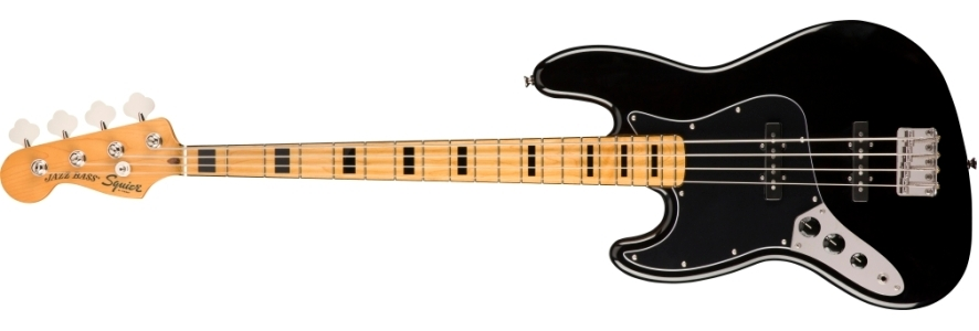 Classic Vibe '70s Jazz Bass®, Left-Handed view 1.0