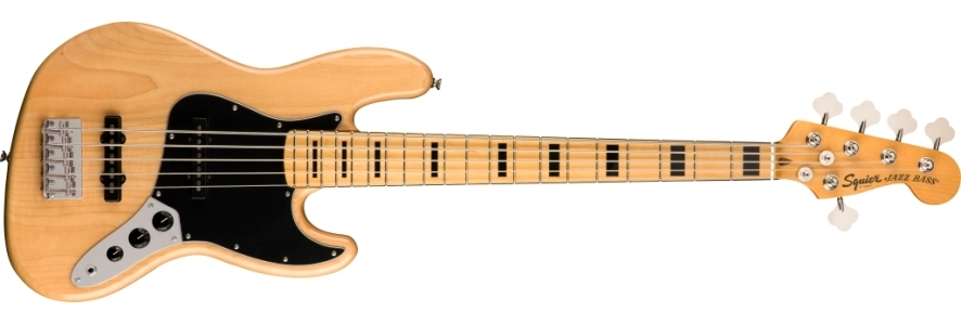 Classic Vibe '70s Jazz Bass® V view 1.0