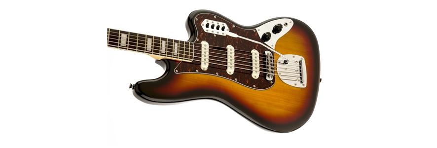 Vintage Modified Bass VI - 3-Color Sunburst