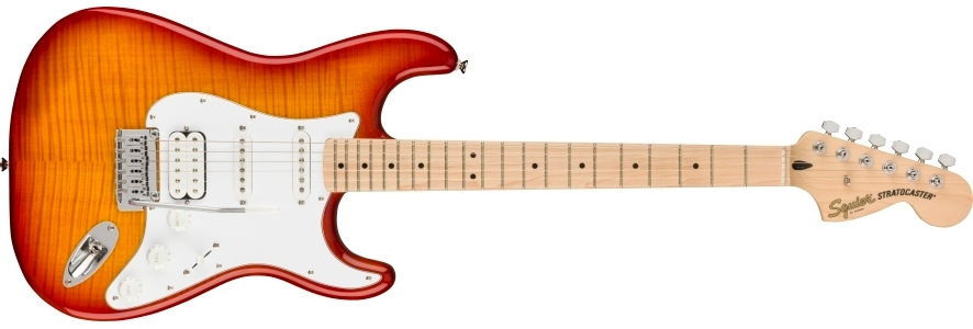 Affinity Series™ Stratocaster® FMT HSS view 1.0