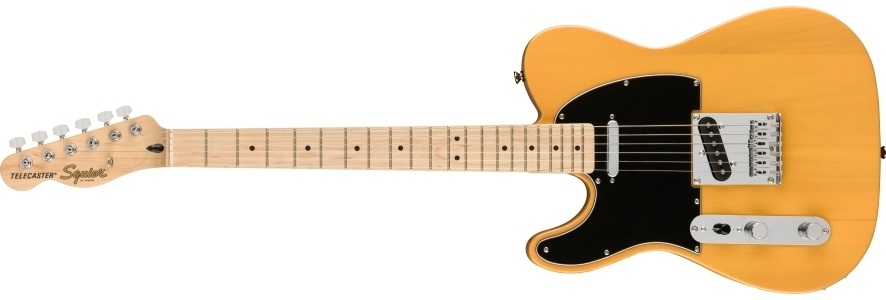 Affinity Series™ Telecaster® Left-Handed view 1.0