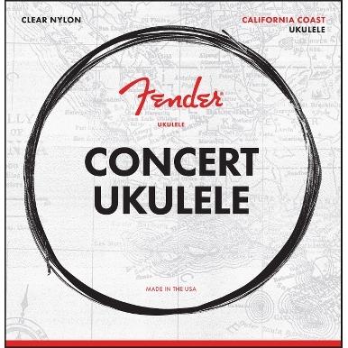 California Coast Concert Ukulele Strings view 1.0