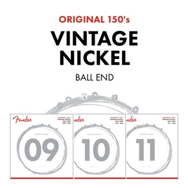 Original Pure Nickel 150 Guitar Strings view 1.0