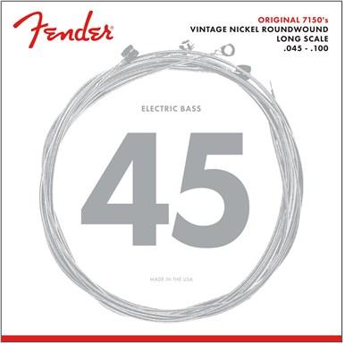 7150 Pure Nickel Bass Strings -