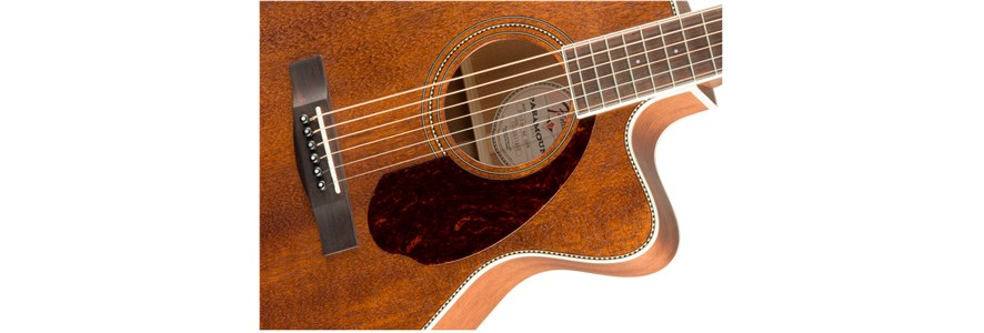 PM-3 Triple-0 NE, All-Mahogany, Natural -
