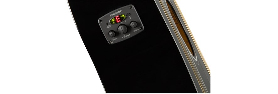 CD-60SCE - Black