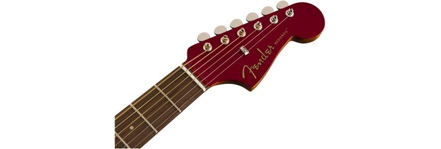 Redondo Classic - Hot Rod Red Metallic