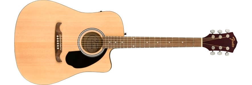 Image of Fender FA125CE Natural coming soon