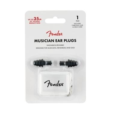Musician Series Black Ear Plugs view 1.0