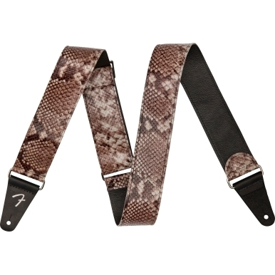 Wild Faux Snakeskin Leather Strap view 1.0