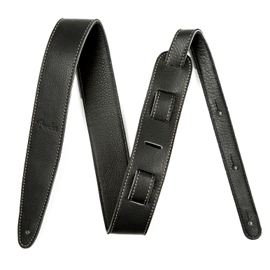 """Fender® Artisan Crafted Leather Straps - 2"""" view 1.0"""
