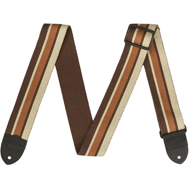 "2"" Cotton Strap - Brown"