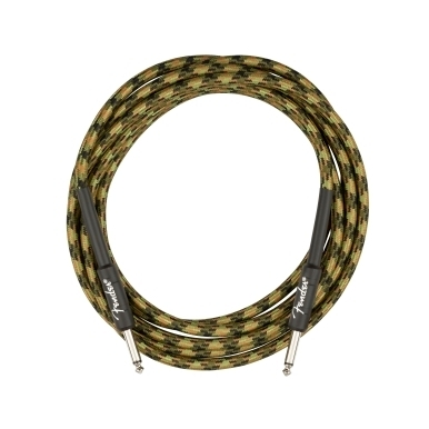 Professional Series Instrument Cable, Camo view 1.0