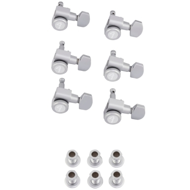 Locking Stratocaster®/Telecaster® Tuning Machines view 1.0