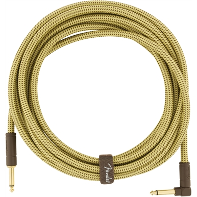 Deluxe Series Instrument Cable, Tweed view 1.0