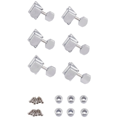 70s F Style Stratocaster®-Telecaster® Tuning Machines view 1.0