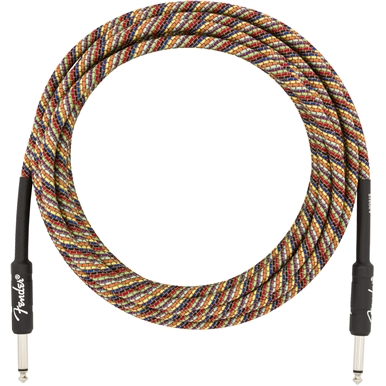 Festival Instrument Cable, Rainbow view 1.0