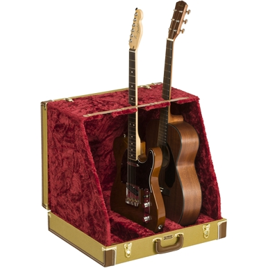 Classic Series Case Stand - 3 Guitar view 1.0