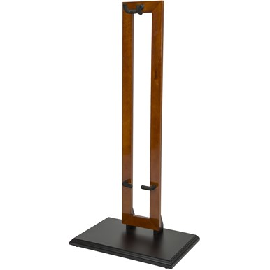 Fender Hanging Wood Guitar Stands - Cherry Stain