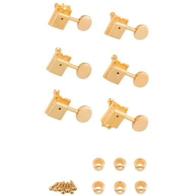 American Vintage Stratocaster®-Telecaster® Tuning Machines view 1.0
