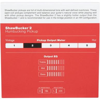 ShawBucker™ 2 Humbucking Pickup -