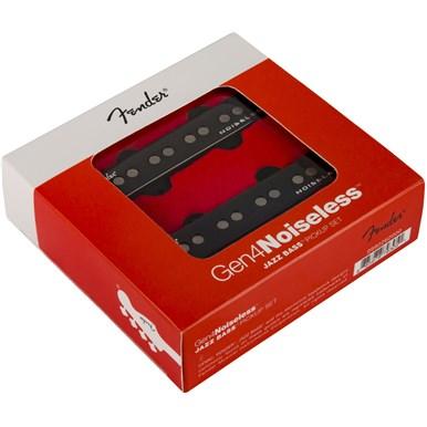 Gen 4 Noiseless™ Jazz Bass® Pickups -