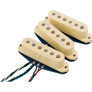 Ultra Noiseless™ Vintage Stratocaster® Pickups view 1.0