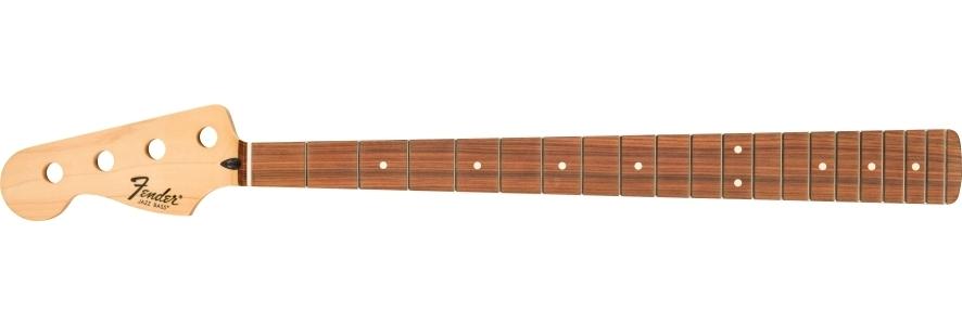Standard Series Jazz Bass® LH Neck, 20 Medium Jumbo Frets, Pau Ferro view 1.0