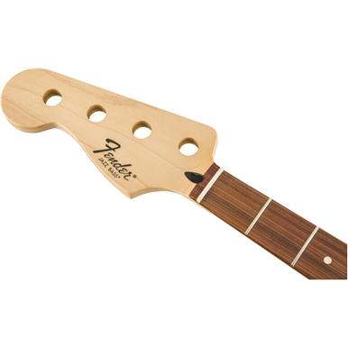 Standard Series Jazz Bass® LH Neck, 20 Medium Jumbo Frets, Pau Ferro -