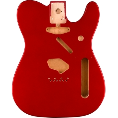 Classic Series 60's Telecaster® SS Alder Body Vintage Bridge Mount - Candy Apple Red view 1.0