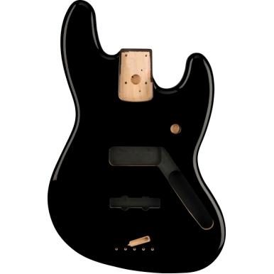Standard Series Jazz Bass® Alder Body - Black view 1.0