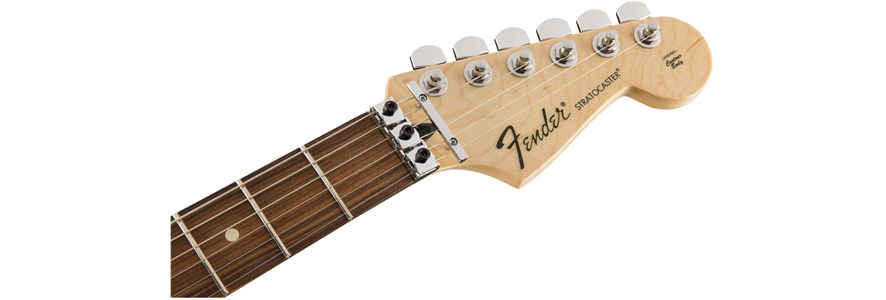 Standard Stratocaster® HSS with Floyd Rose® - Olympic White