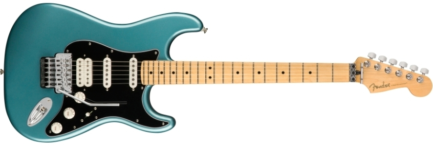Player Stratocaster® Floyd Rose® HSS view 1.0
