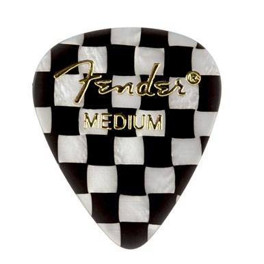 Fender® 351 Shape Graphic Picks (12 per pack) view 1.0