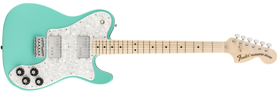 2020 Limited Edition Traditional 70s Tele® Deluxe view 1.0