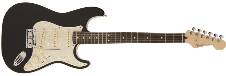 MADE IN JAPAN MODERN STRATOCASTER® view 1.0