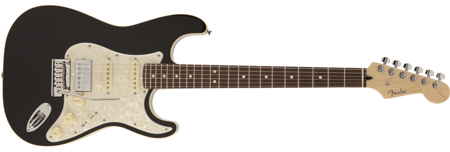 MADE IN JAPAN MODERN STRATOCASTER® HSS view 1.0