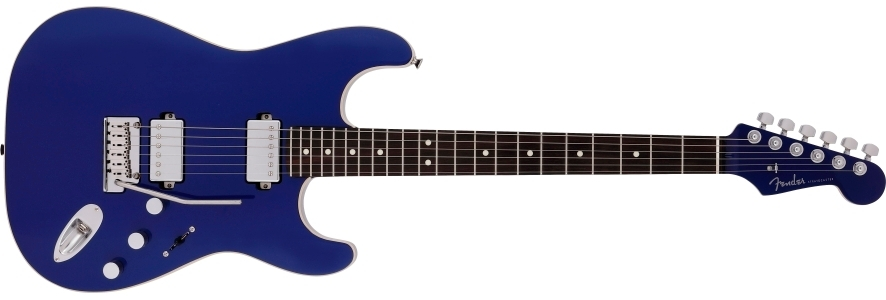 MADE IN JAPAN MODERN STRATOCASTER® HH view 1.0