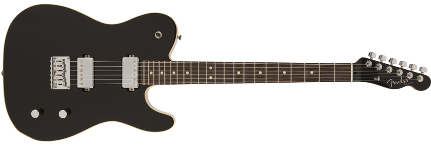 MADE IN JAPAN MODERN TELECASTER® HH view 1.0