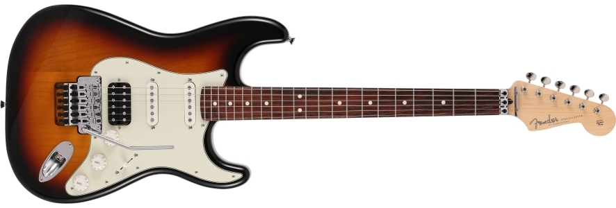 Made in Japan Limited Stratocaster® with Floyd Rose® view 1.0