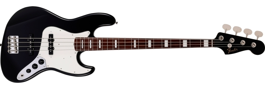 2021 Collection Made in Japan Traditional Late 60s Jazz Bass® view 1.0