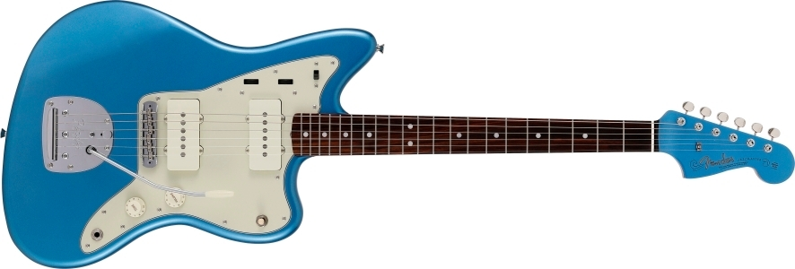 2021 Collection Made in Japan Traditional 60s Jazzmaster® Roasted Neck view 1.0